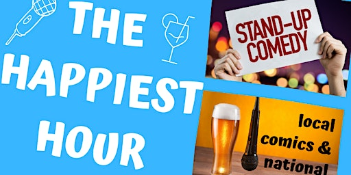 Comedy Key West presents The Happiest Hour
