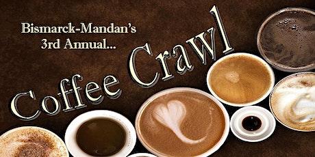 Bismarck-Mandan Coffee Crawl tickets