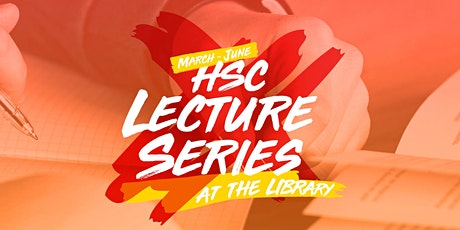 HSC Lecture Series: English Extension with Felicity Castagna tickets