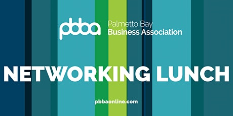 PBBA Networking Luncheon tickets