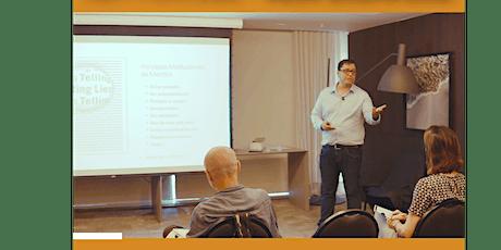 Workshop Detectando o Comportamento da Mentira ingressos