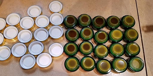 Making Herbal Salves, Balms, & Infused Oils