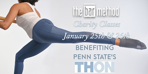 Bar Method Wexford Charity Class benefiting Penn State Dance Marathon