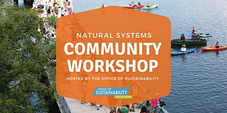 Natural Systems Community Workshop tickets