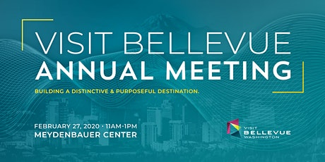 Visit Bellevue Annual Meeting tickets