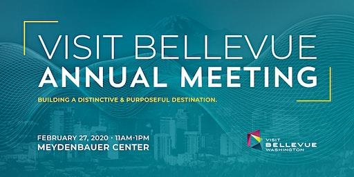 Visit Bellevue Annual Meeting