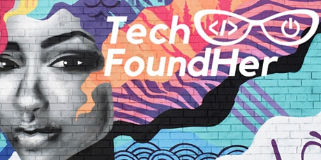 TechFoundHer Launch tickets