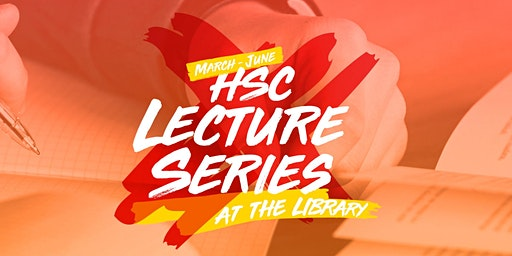HSC Lecture Series: Standard Mathematics with Stuart Palmer