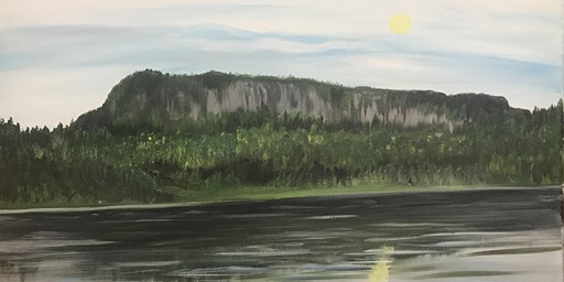Doghead Mountain Painting