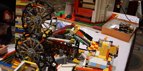 Great Ball Contraptions  with LEGO bricks tickets