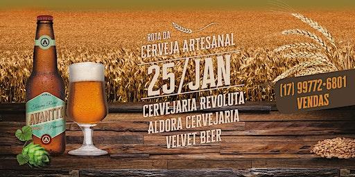 Rota da Cerveja Artesanal