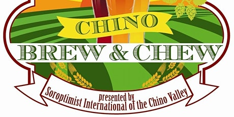 Chino Brew & Chew 2020 tickets