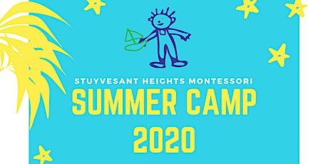 Stuyvesant Heights Montessori Summer Day Camp 2020 tickets