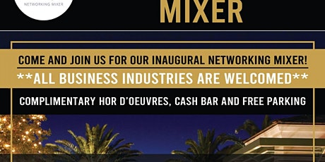 EAQ Networking Mixer tickets