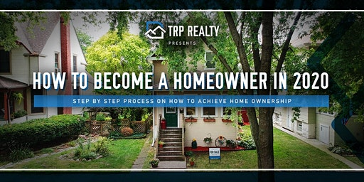 How to Become a Homeowner in 2020