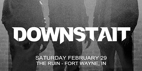 Downstait LIVE At The Ruin tickets