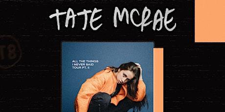 Tate McRae tickets