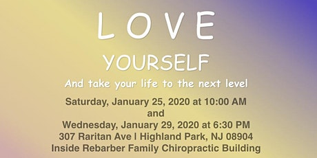 Love Yourself And Take Your Life To The Next Level tickets