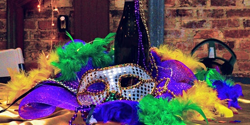 Mardi Gras Celebration at FireClay Cellars