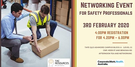 GC Work Health and Safety Network tickets