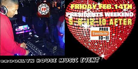 Presidents Weekend House Music Event Franke Paradise tickets