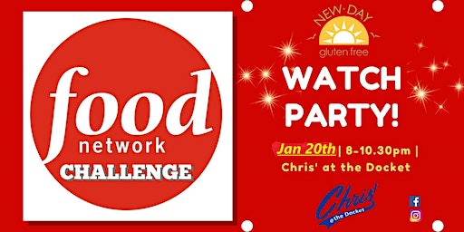 New Day Gluten Free Cafe/Food Network Watch Party