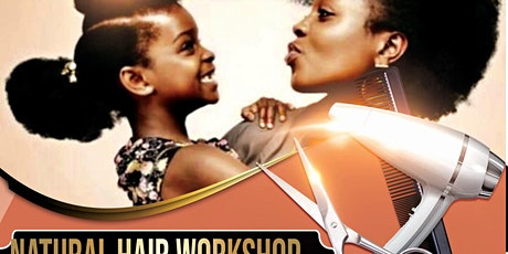 Mommy & Me Natural Hair Workshop Part 1 tickets