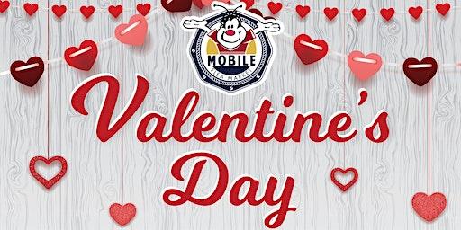Valentine's Day Weekend at Mobile Flea Market