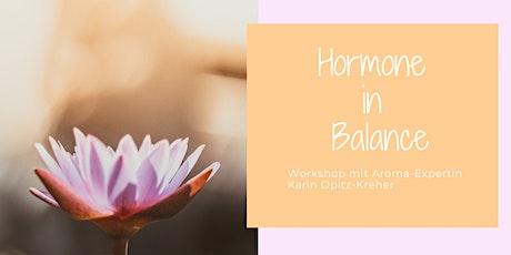 Hormone in Balance - Unterstütze deinen Körper mit ätherischen Ölen Tickets