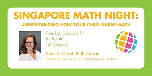 Singapore Math Night