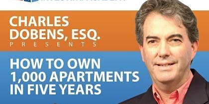 How to Own 1,000 Apartments in Five Years-Multifamily Investing Training