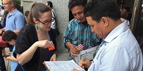 New Americans Voter Registration Drive tickets