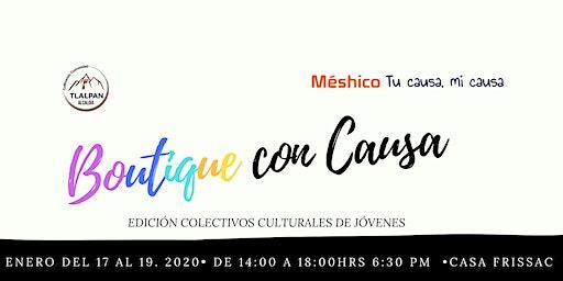 Boutique con Causa Colectivos Culturales