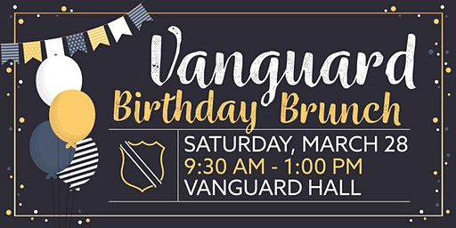 2020 Vanguard Birthday Brunch