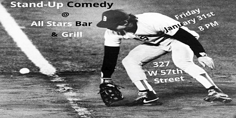 Stand-Up Comedy at All Stars Sports Bar & Grill tickets