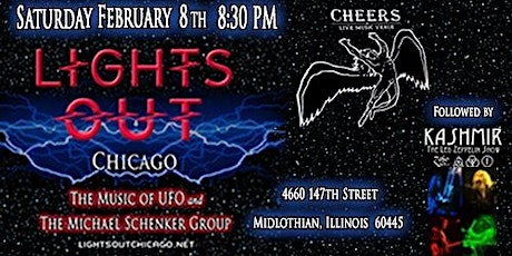 Lights Out Chicago heats up Cheers! tickets