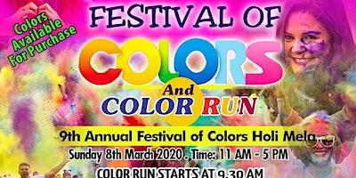 Dallas Festival of Colors - HOLI MELA
