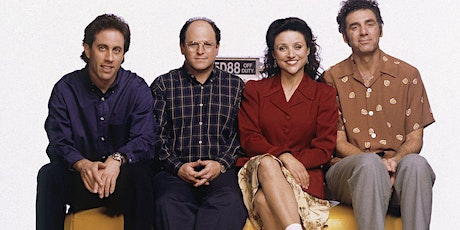 SEINFELD trivia in NARRE WARREN tickets