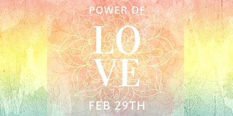 Power of Love tickets