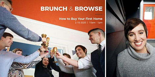 Feb. 2020- Brunch & Browse: Conversation, Community, Real Estate