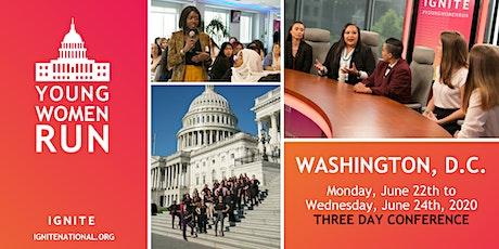 Young Women Run + IGNITE the Capitol Washington, D.C. tickets