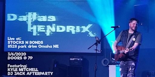 Dallas Hendrix LIVE! @ Stocks N Bonds Omaha
