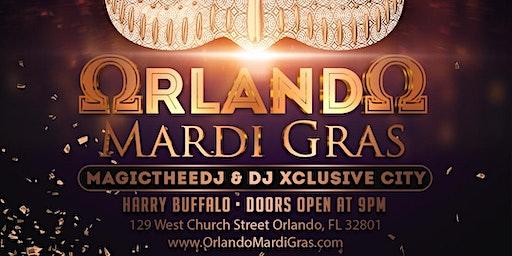 Orlando Mardi Gras MasQUErade 2020