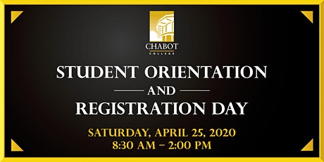 Student Orientation and Registration Day   tickets