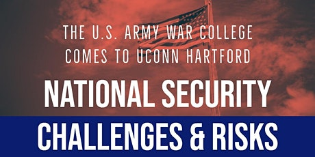 National Security Challenges & Risks tickets