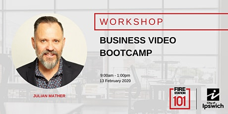 Business Video Bootcamp tickets