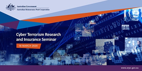 ARPC's Cyber Terrorism Research and Insurance Seminar  tickets