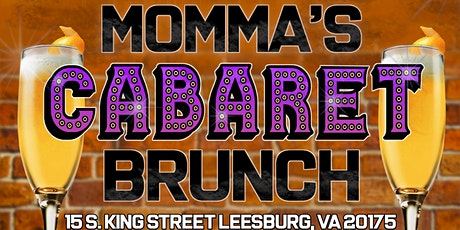 Momma's Cabaret Brunch tickets