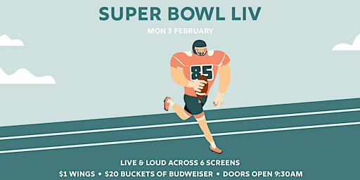 Super Bowl LIII Live & Loud