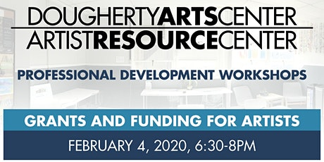 Grants And Funding For Artists - Artist Resource Center tickets